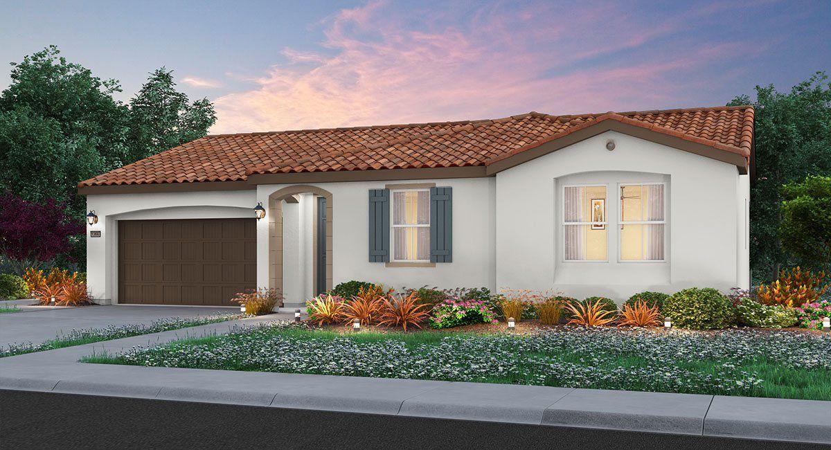 Single Family for Active at Reflections At Heritage El Dorado Hills - Residence 1366 1040 Pacifico Lane El Dorado Hills, California 95762 United States