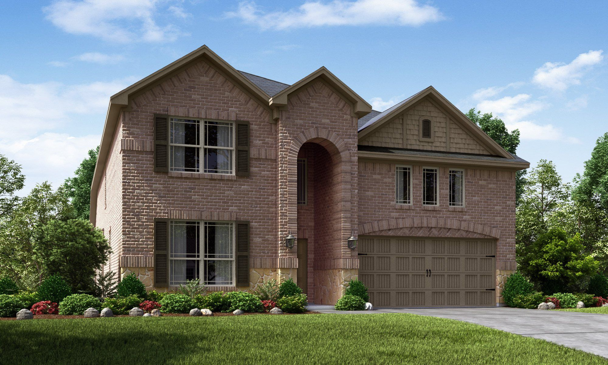 Single Family for Sale at Avery Pointe-Arbors - Live Oak 320 Copper Switch Drive Anna, Texas 75409 United States