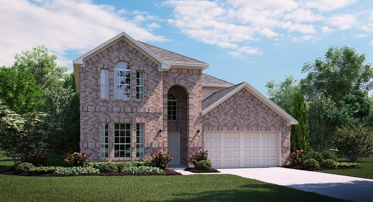 Single Family for Sale at Avery Pointe-Arbors - Willow 320 Copper Switch Drive Anna, Texas 75409 United States