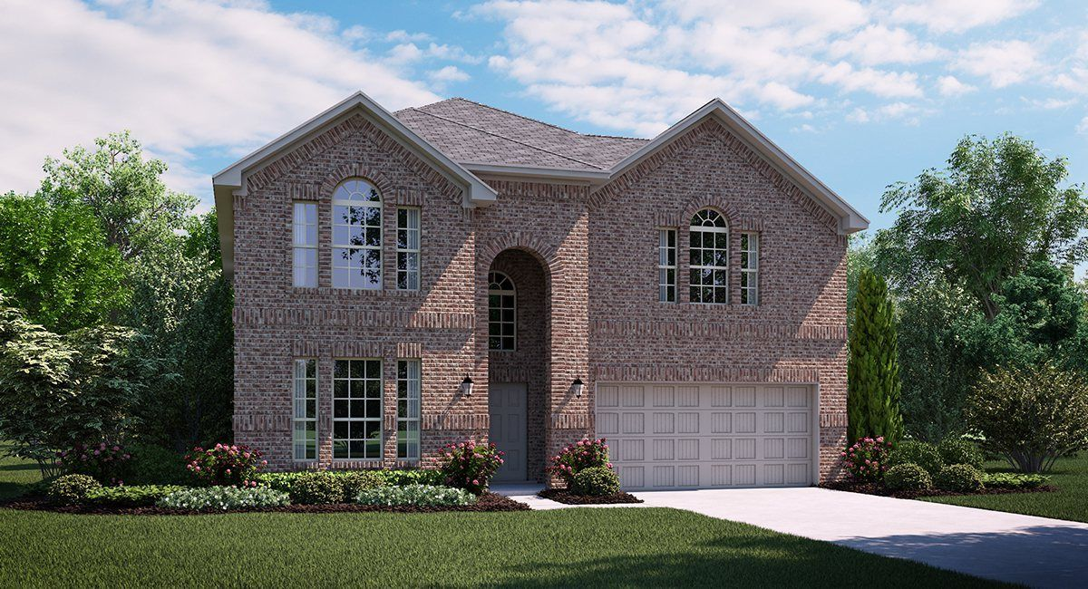 Single Family for Sale at Avery Pointe-Arbors - Willow Ii 320 Copper Switch Drive Anna, Texas 75409 United States