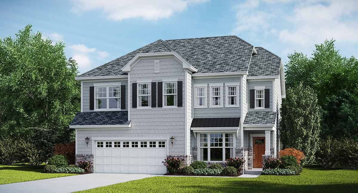 Single Family for Active at Hamilton Reserve - Portfield 7 Arabella Way Fallston, Maryland 21047 United States
