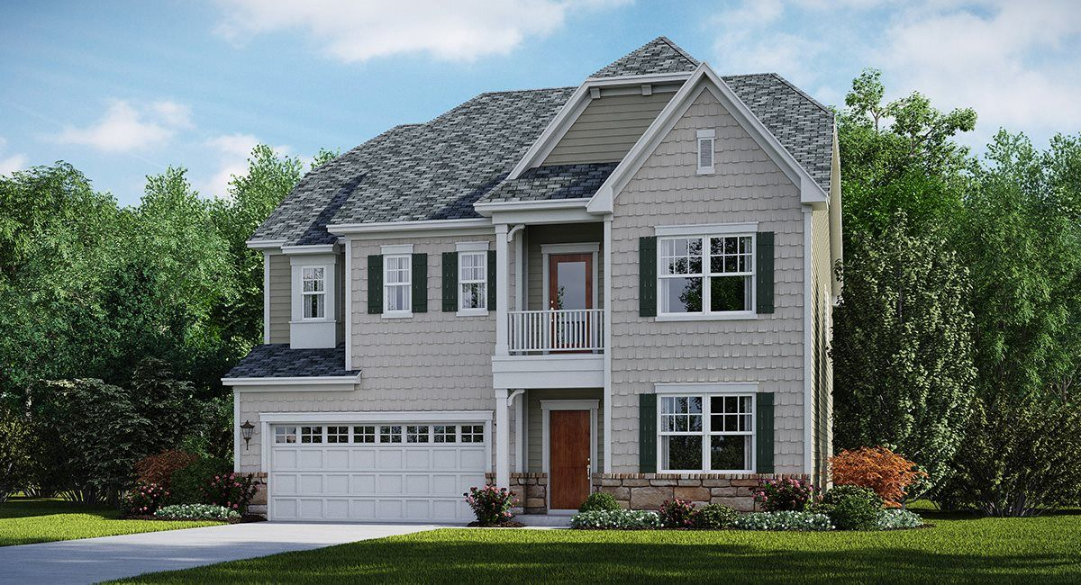 Single Family for Active at Tanyard Cove - Tanyard Cove Singles - Norwood 306 Daleview Drive Glen Burnie, Maryland 21060 United States