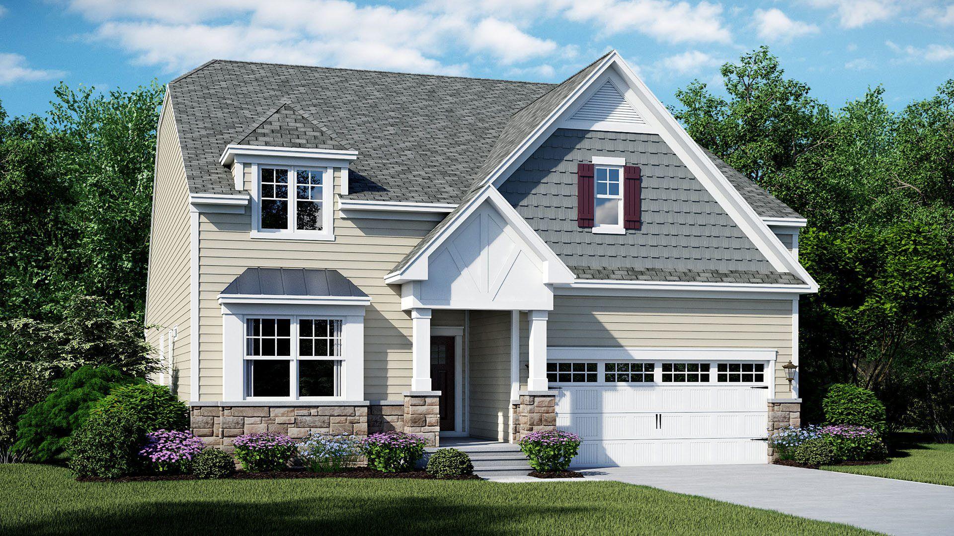 Single Family for Active at Dover 11161 Tioga Lane White Plains, Maryland 20695 United States