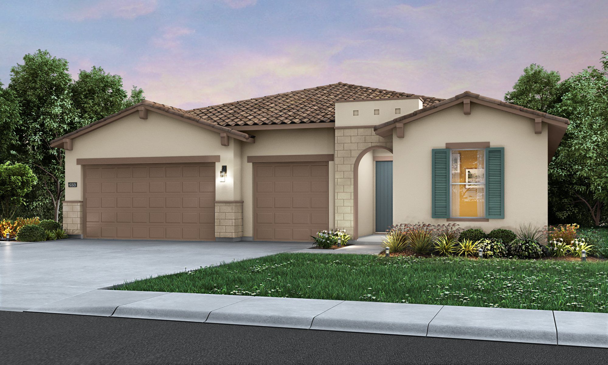 Single Family for Active at Heritage Solaire - Eclipse - Residence 2650 4073 Afterlight Lane Roseville, California 95747 United States