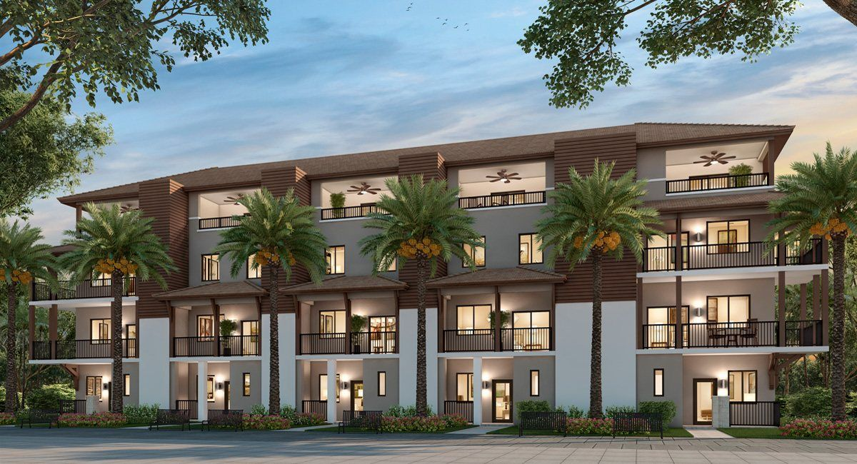 Multi Family for Active at Urbana - 4-Story Townhomes - Model La 8333 Nw 53rd Street, Suite 102 Doral, Florida 33166 United States