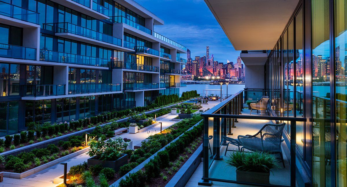 Multi Family for Sale at The Avenue Collection - 1200 Avenue - Residence 514 1600 Avenue At Port Imperial Weehawken, New Jersey 07086 United States