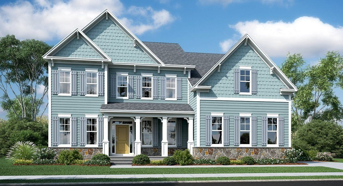 Single Family for Active at Laytonsville Grove - Carlyle 6825 Maple Knoll Drive Laytonsville, Maryland 20882 United States