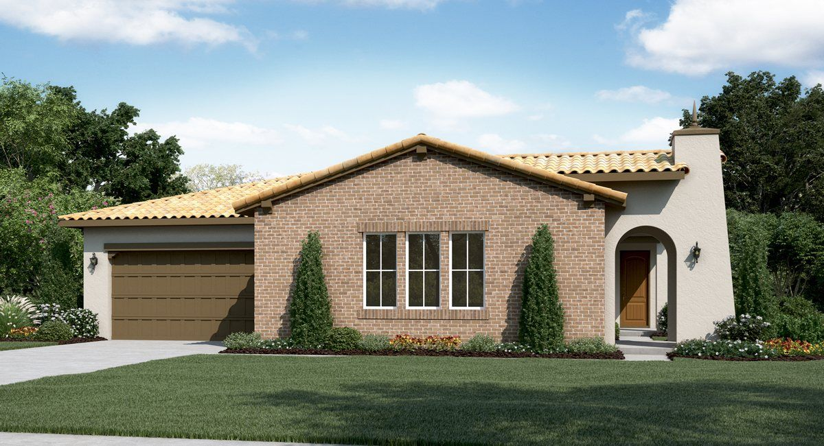 Single Family for Active at Cypress At Serrano - Residence 2837 1002 Hogarth Way El Dorado Hills, California 95762 United States