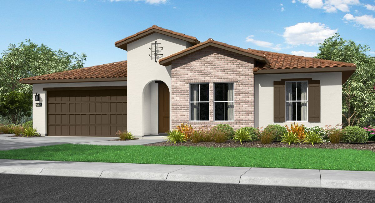 Single Family for Active at Oakleaf At Folsom Ranch - Residence 2662 4481 Hummingbird Circle Folsom, California 95630 United States