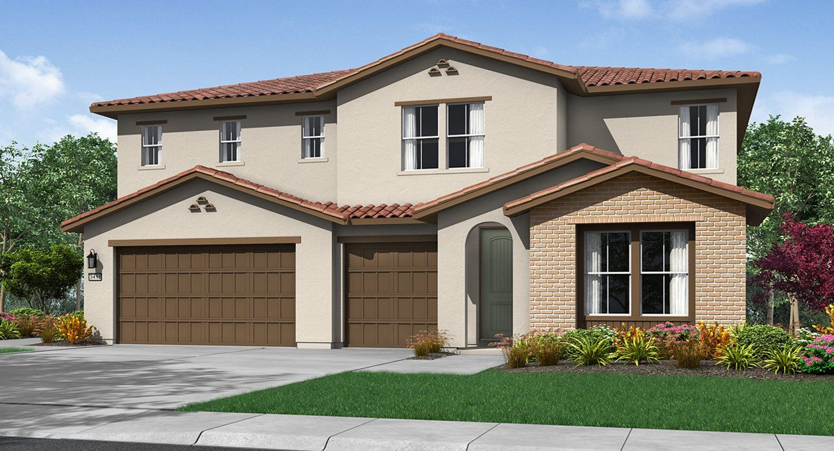 Single Family for Active at Oakleaf At Folsom Ranch - Residence 3411 4481 Hummingbird Circle Folsom, California 95630 United States