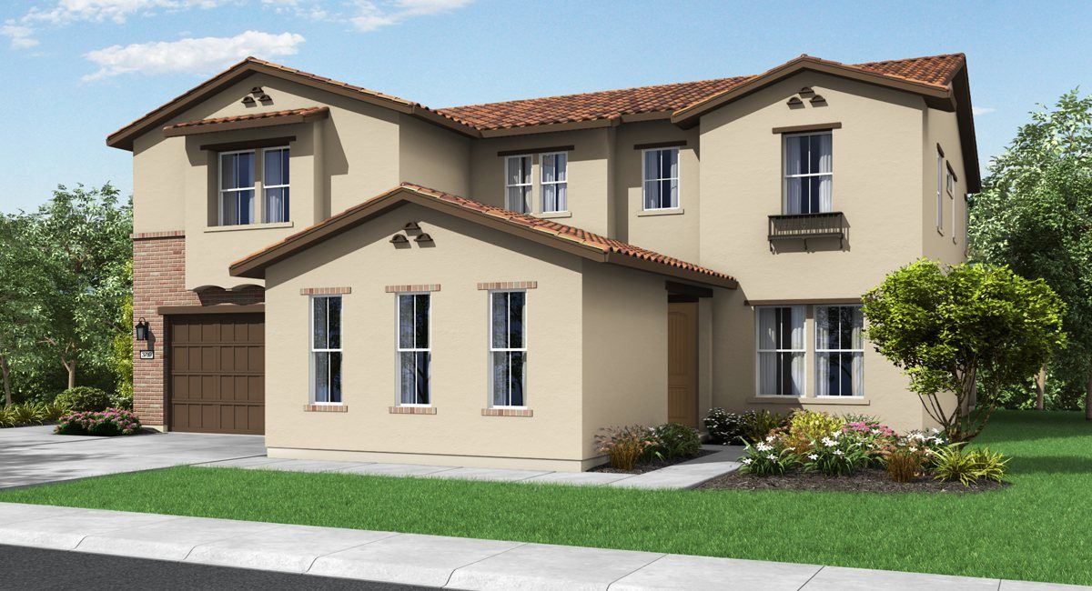 Single Family for Active at Oakleaf At Folsom Ranch - Residence 3789 4481 Hummingbird Circle Folsom, California 95630 United States