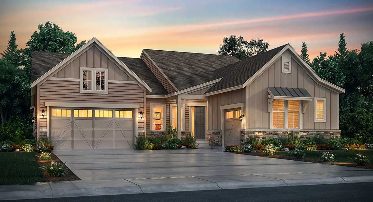 Single Family for Active at The Irwin 6912 Murphy Creek Lane Castle Pines, Colorado 80108 United States