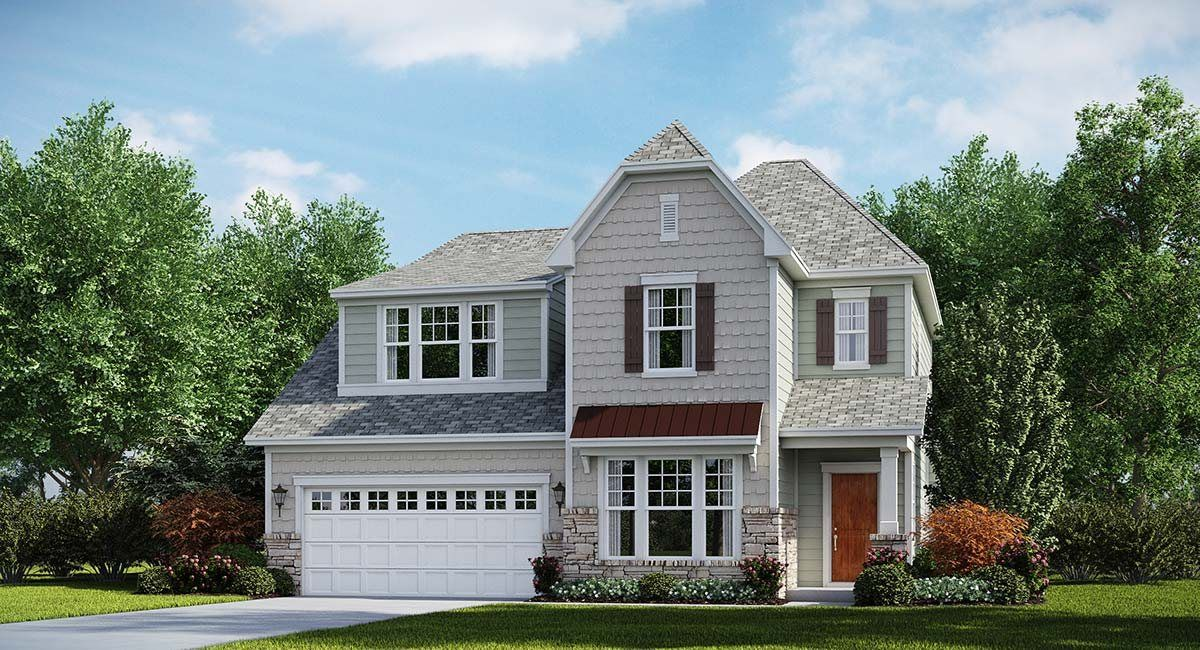 Single Family for Active at Hamilton Reserve - Lancaster 7 Arabella Way Fallston, Maryland 21047 United States