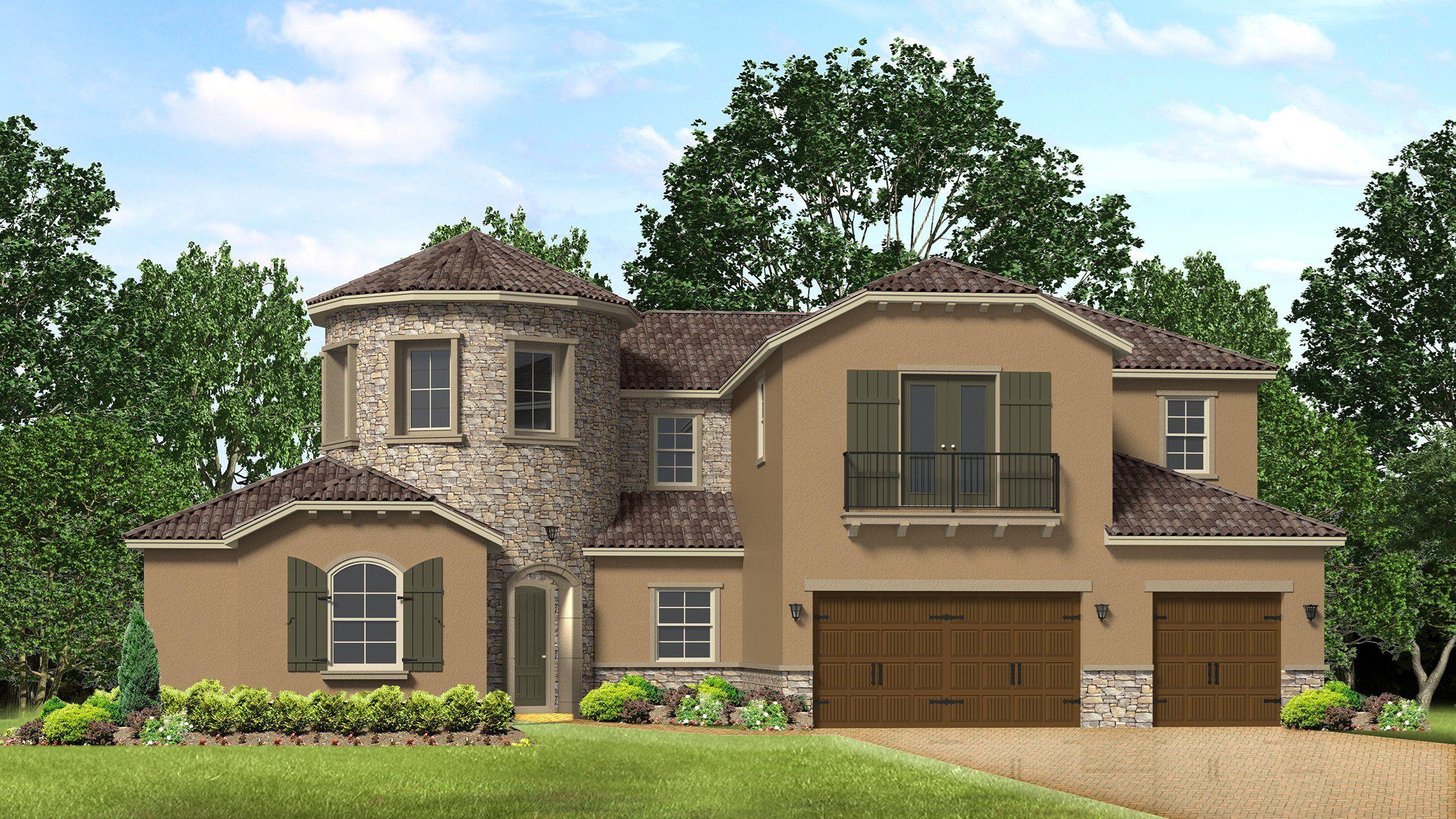 Single Family for Active at Sterling 98 Sitara Lane St. Johns, Florida 32259 United States