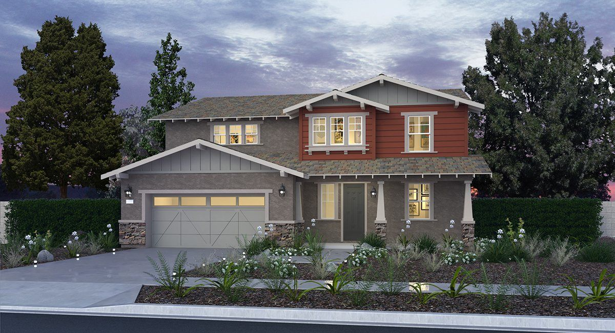 Single Family for Sale at The Arboretum - Lavender - Residence Two 5126 Agave Avenue Fontana, California 92336 United States