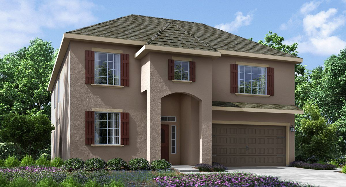 Single Family for Sale at Vistas - Chateau Series - Chevalier 2039 W. Sunnyview Ave. Visalia, California 93291 United States