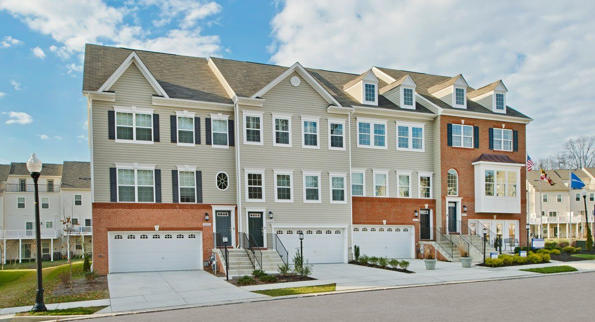Multi Family for Active at Summerfield Village - Ellicott 2519 Hyacinth Lane Gambrills, Maryland 21054 United States