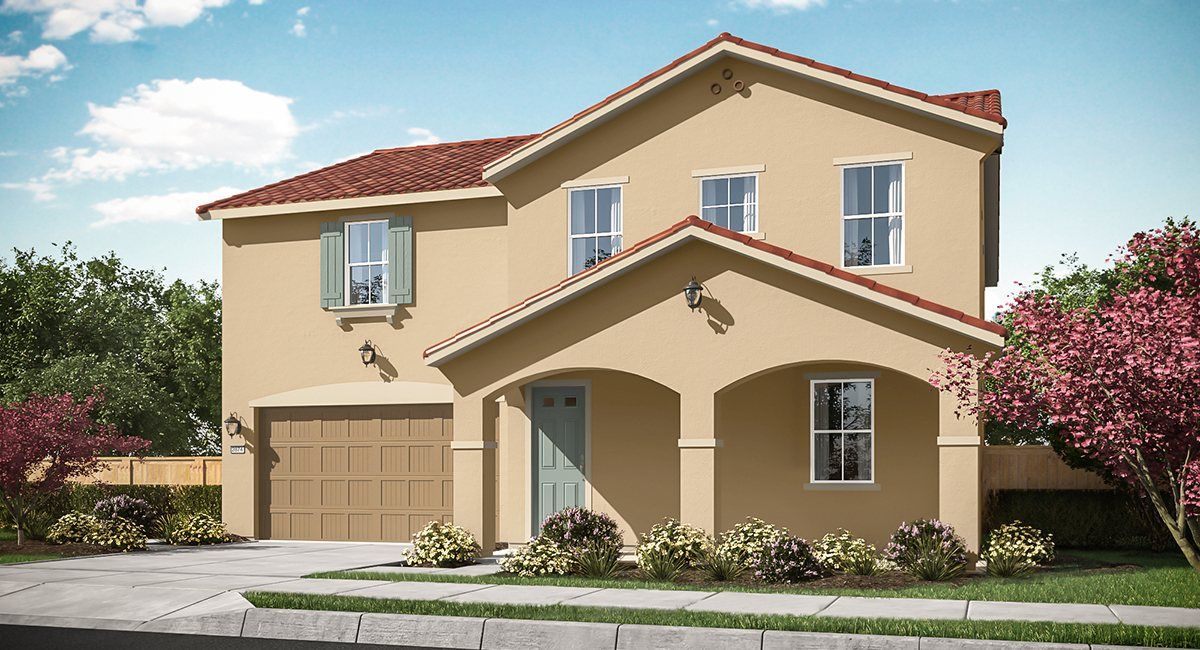 Single Family for Active at Monterosa At Fiddyment Farm - Residence 2874 1289 Makeway Street Roseville, California 95747 United States