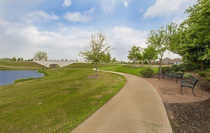 Single Family for Active at Castello 11530 Kirkshaw Drive Richmond, Texas 77407 United States