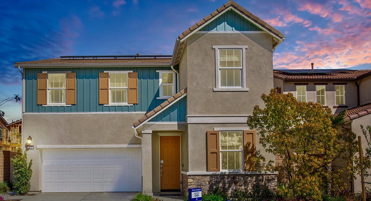 Single Family for Active at Harvest At Limoneira - Orchard Heights - Residence 1 414 Tibbetts St Santa Paula, California 93060 United States