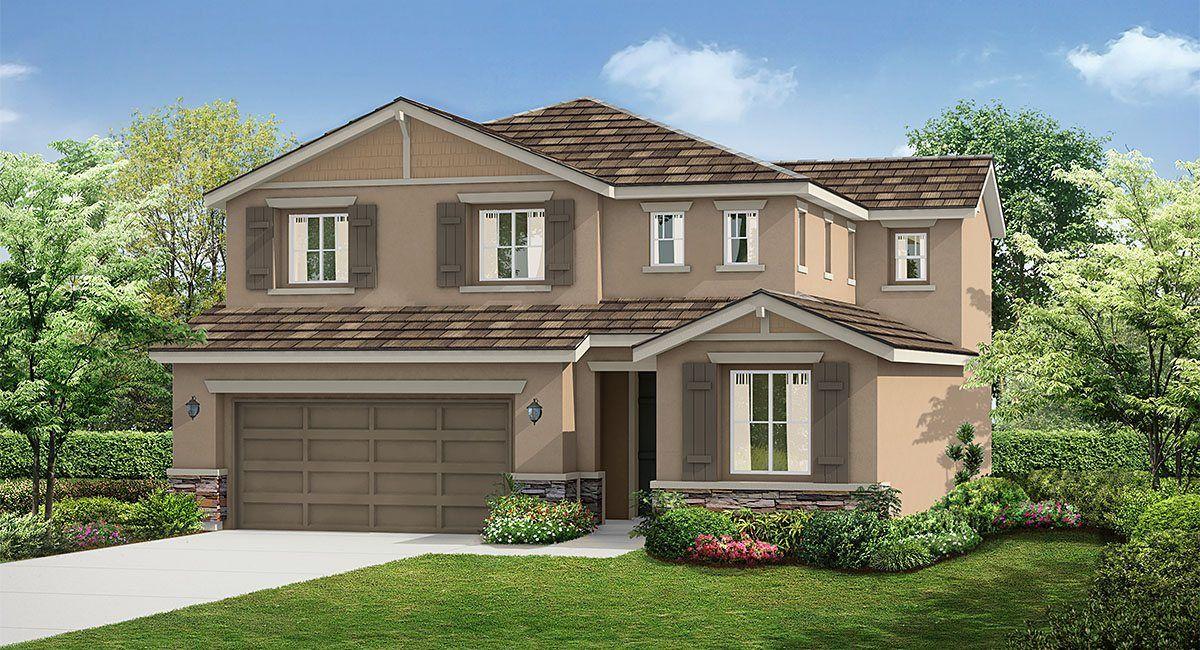 Single Family for Sale at Residence Three 3568 Sugarberry Court San Bernardino, California 92407 United States
