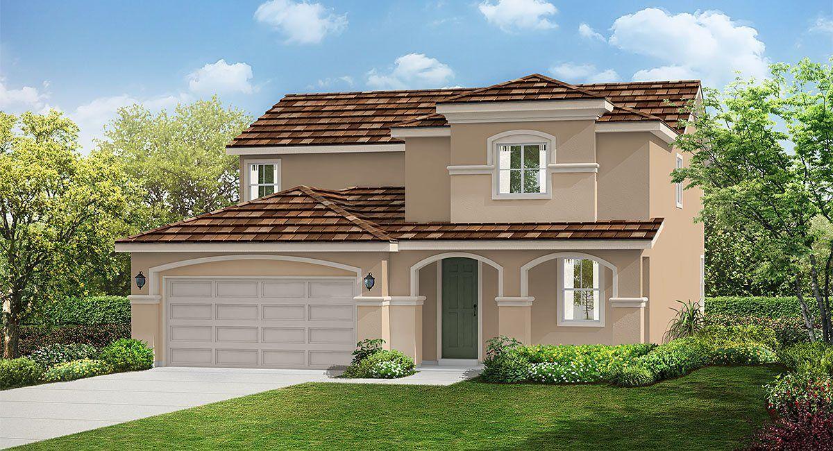 Single Family for Sale at Rosena Ranch : Chaparral - Residence 2 4095 Grand Fir Lane San Bernardino, California 92407 United States