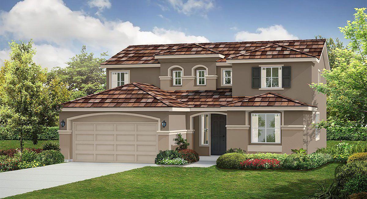 Single Family for Sale at Rosena Ranch : Chaparral - Residence 3 4095 Grand Fir Lane San Bernardino, California 92407 United States