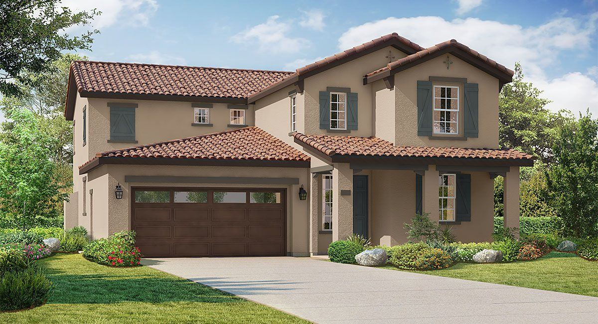 Single Family for Sale at Camino Pacific - Residence Two 7802 Wasabi Way Fontana, California 92336 United States