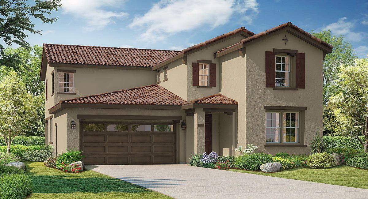 Single Family for Sale at Camino Pacific - Residence Three 7802 Wasabi Way Fontana, California 92336 United States