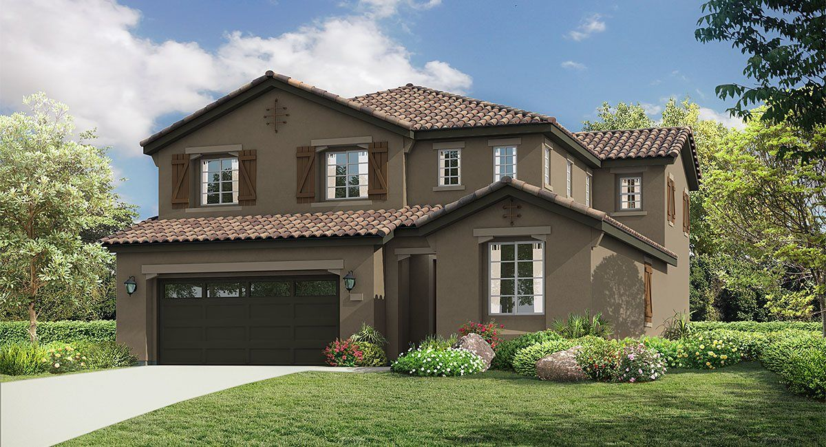Unifamiliar por un Venta en Vista Paseo - Residence Two 7802 Wasabi Way Fontana, California 92336 United States