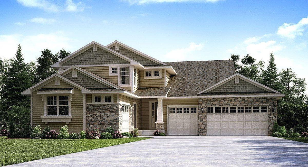 Real Estate at 4580 Bailey Lake Circle, Woodbury in Washington County, MN 55129