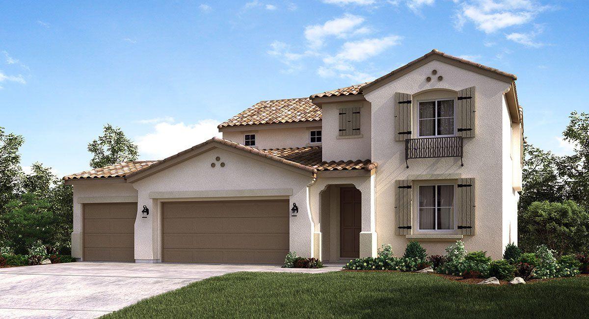 Unifamiliar por un Venta en Mill Creek Crossing - Residence Three 14820 Shelburne Court Corona, California 92880 United States