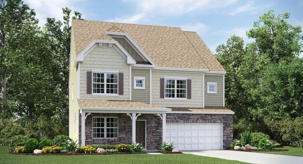 Single Family for Sale at Kinmere Farms - Enclave - Granville 2740 Smethwick Lane Gastonia, North Carolina 28056 United States