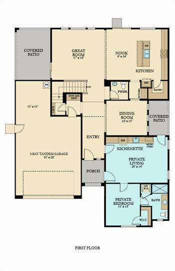 Single Family for Active at Wintercreek At Somersett - The Kensington 1888 Scott Valley Road Reno, Nevada 89523 United States
