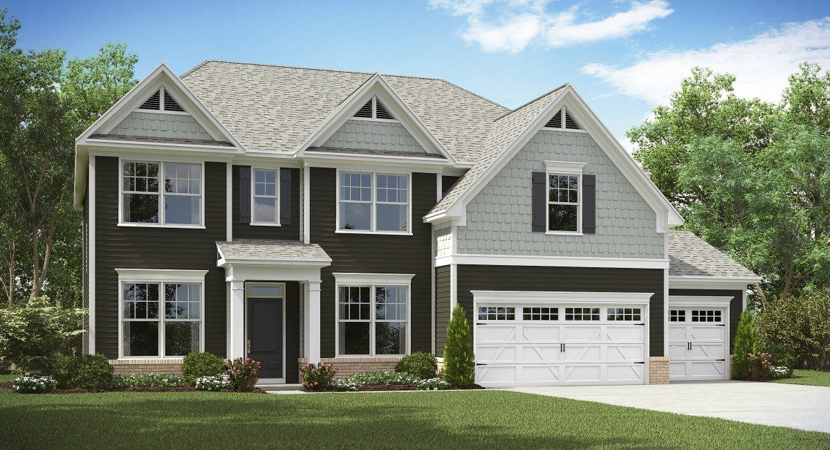 Single Family for Active at Aspen - Basement 701 Virginia Water Drive Rolesville, North Carolina 27571 United States
