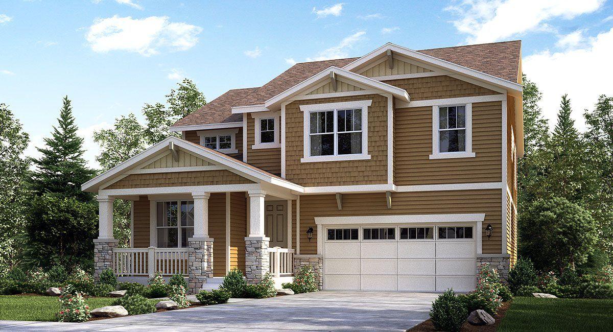 Single Family for Sale at Huntington 682 Sundance Circle Erie, Colorado 80516 United States