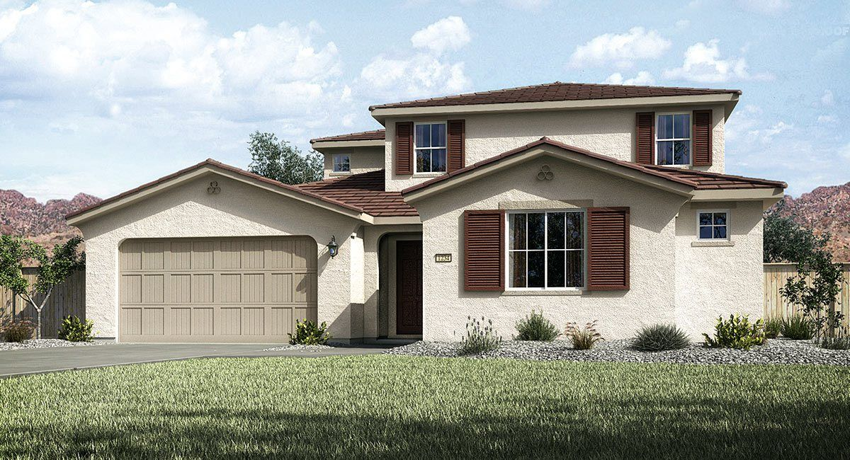 Single Family for Sale at Wintercreek At Somersett - The Kensington 1888 Scott Valley Road Reno, Nevada 89523 United States