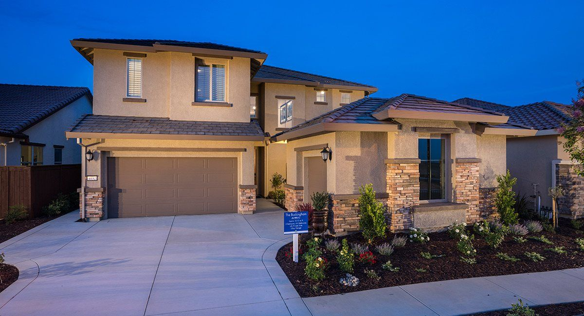 Single Family for Sale at Carrington At Westpark - The Buckingham - Plan 3512 4048 Wyman Way Roseville, California 95747 United States