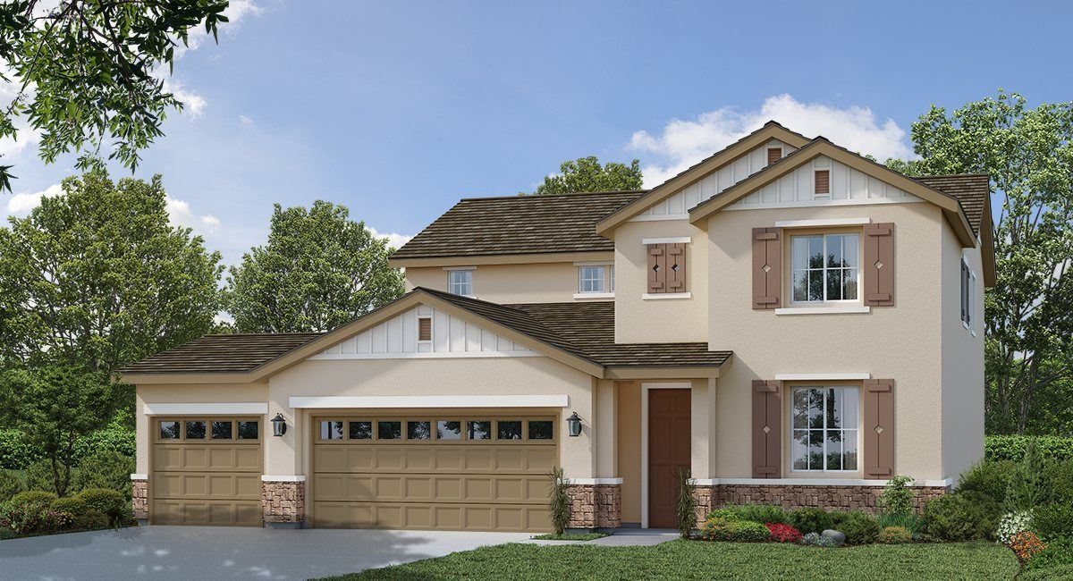 Single Family for Sale at Menifee Hills - Residence Three 29105 Nectarine Street Menifee, California 92584 United States