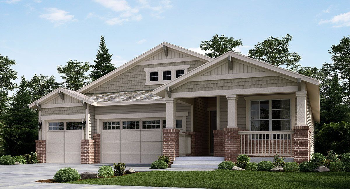 Single Family for Sale at Leyden Rock : The Grand Collection - Woodhaven 18891 W. 84th Avenue Arvada, Colorado 80007 United States