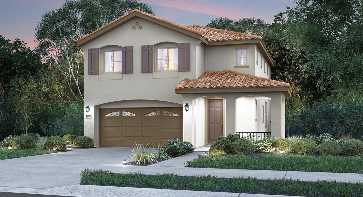 Single Family for Sale at Brookstone At Spring Lake - The Florentine - Plan 1827 2040 Farmers Central Road Woodland, California 95776 United States