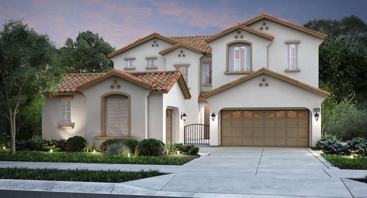Single Family for Sale at Brookstone At Spring Lake - The Platinum - Plan 3512 2040 Farmers Central Road Woodland, California 95776 United States