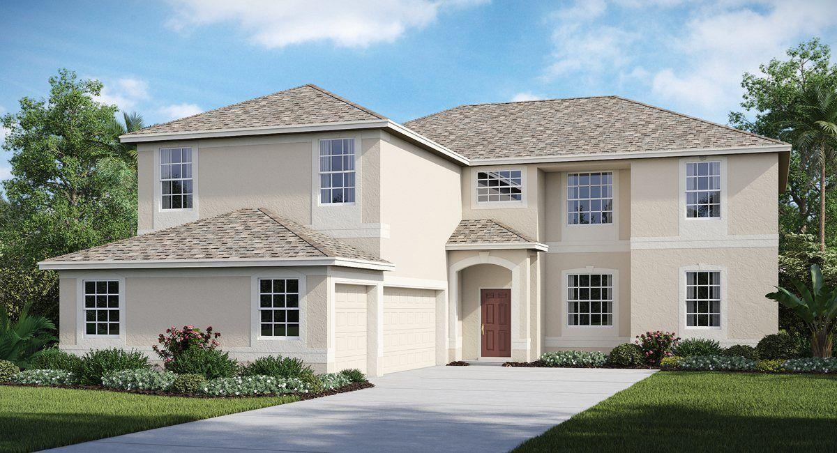 Sereno estates new homes in wimauma fl by lennar for Fish house ruskin