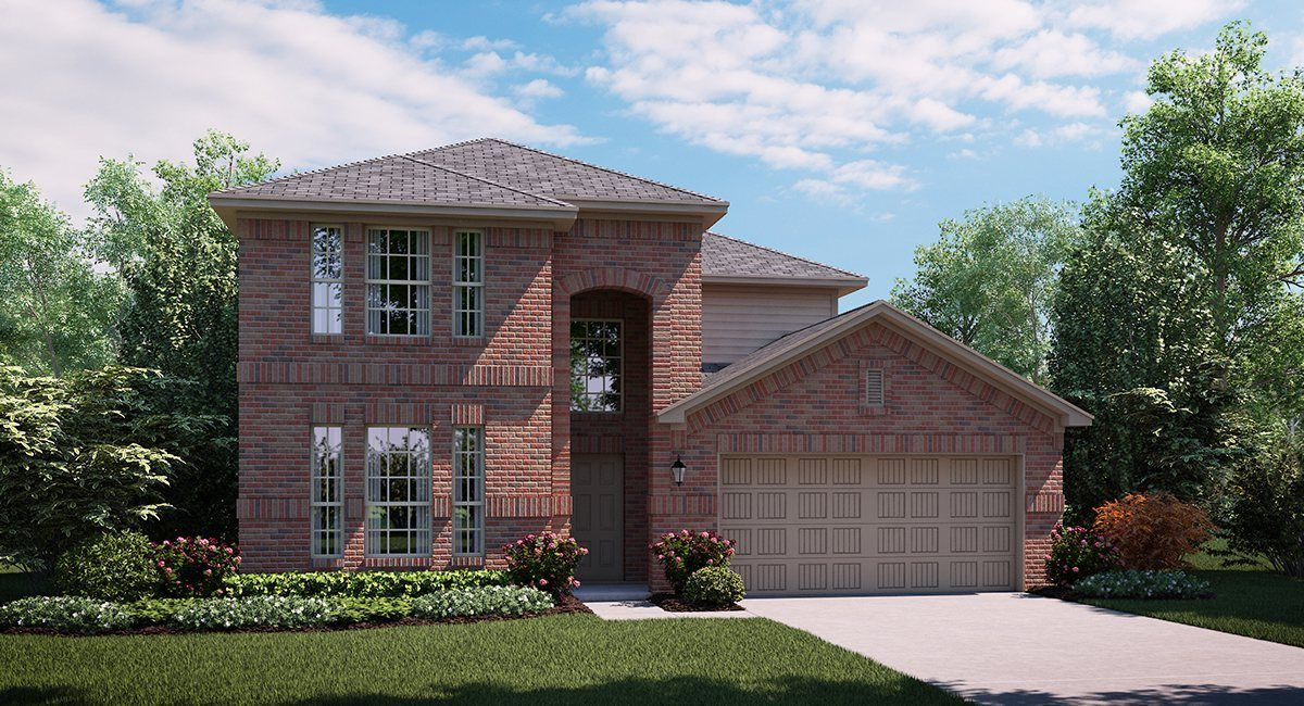 Photo of 1304 Nw Park Meadow Lane, Burleson, TX 76028