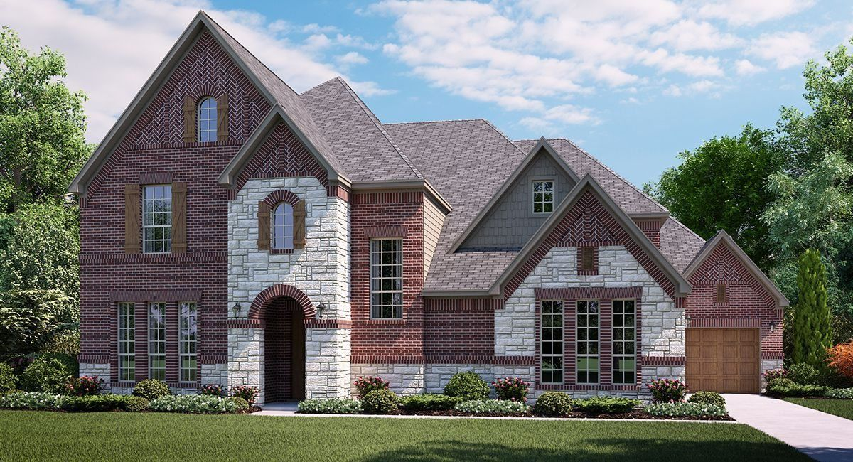 Single Family for Sale at Waters Edge : Masters - Valhalla 9606 Clubhouse Circle Rowlett, Texas 75089 United States