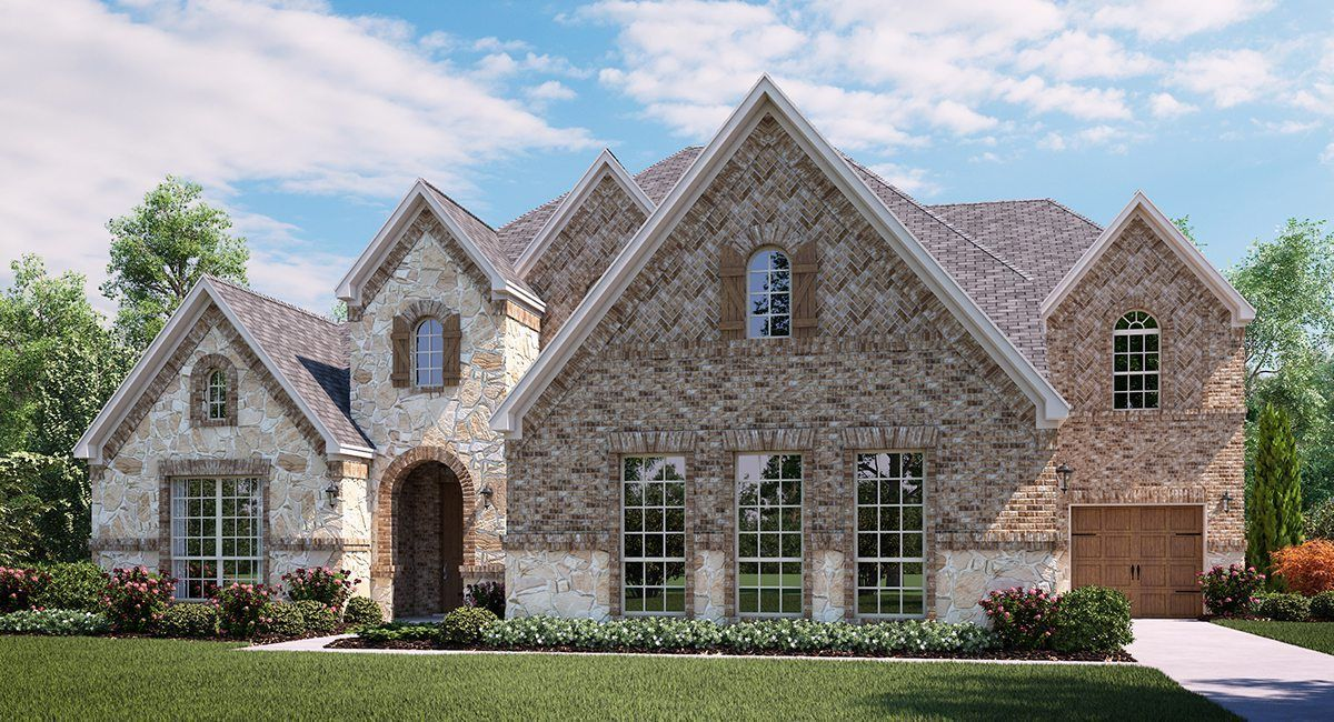 Single Family for Sale at Waters Edge : Masters - Medinah 9606 Clubhouse Circle Rowlett, Texas 75089 United States