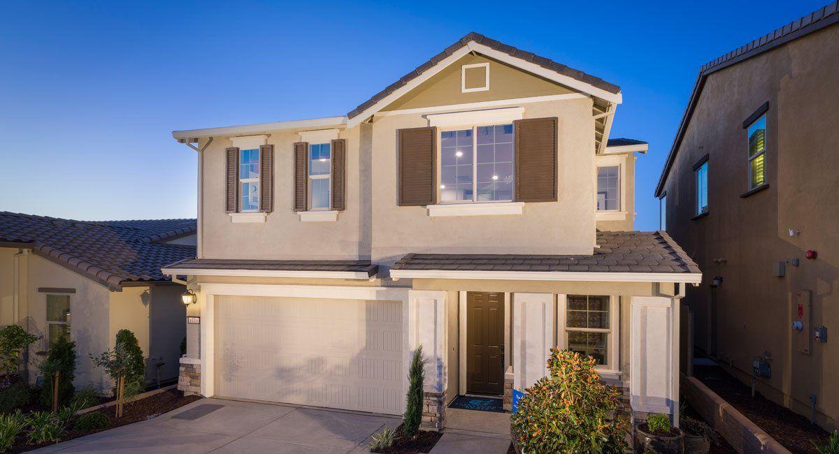 Real Estate at Palisades at Blackstone, El Dorado Hills in El Dorado County, CA 95762