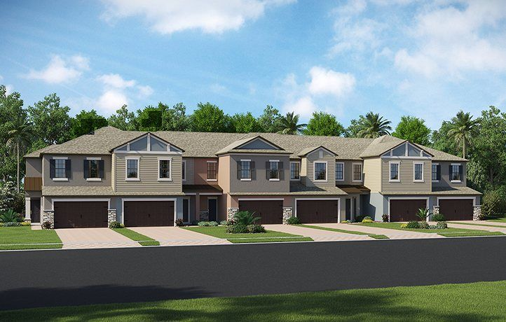 Photo of Hidden Oaks Townhomes in Lutz, FL 33558