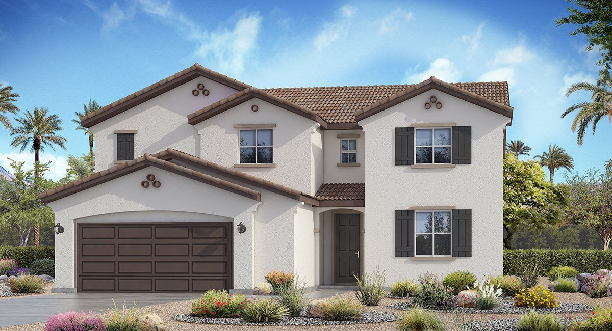 Single Family for Sale at Willow Ridge - Residence Three 35574 Athena Court Winchester, California 92596 United States