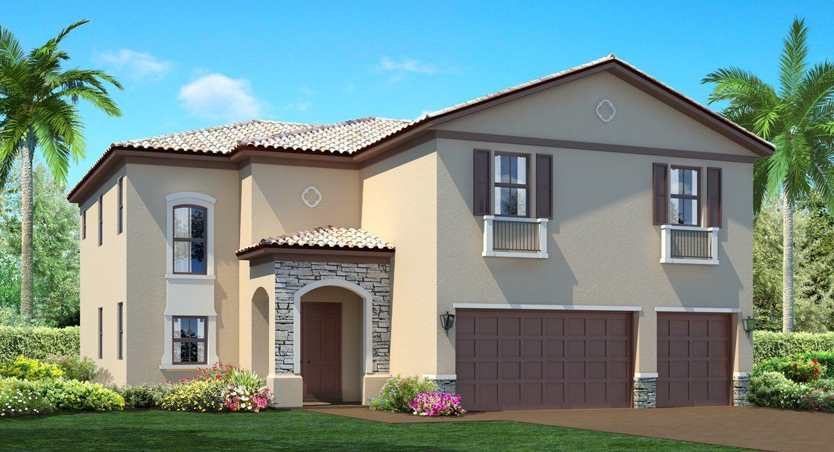 Unifamiliar por un Venta en Vineyards: Mendocino - The Chianti 127 Nw 27th Terrace Homestead, Florida 33033 United States